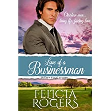 Love of a Businessman (The Haywood Brothers Book 1)