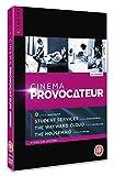 Cinema Provocateur Volume 1 (4 Dvd) [Edizione: Regno Unito] [Edizione: Regno Unito]