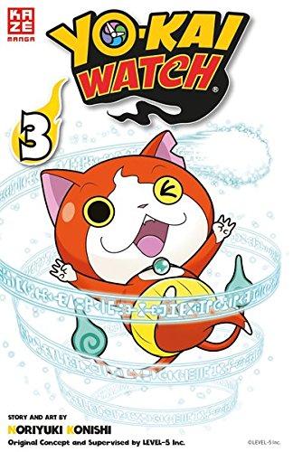 Yo-kai Watch 03 par Noriyuki Konishi