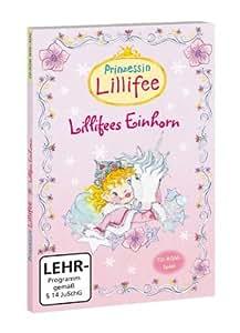 Prinzessin Lillifee : Lillifees Einhorn [import allemand]