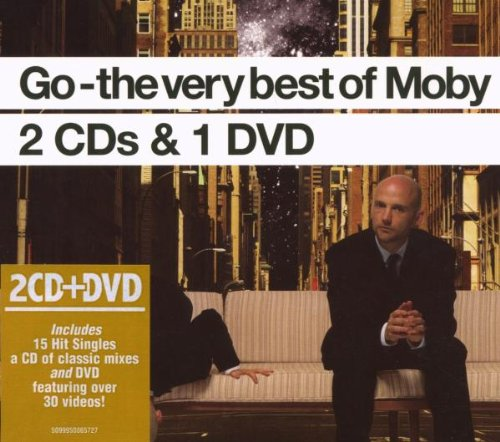 Go: The Very Best of Moby (Coffret 2 CD + 1 DVD)