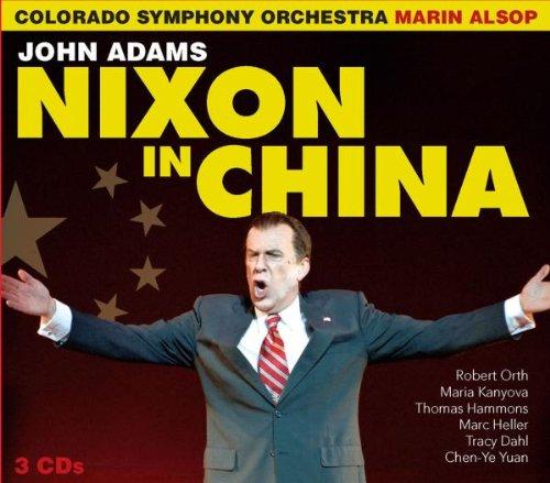 ADAMS: Nixon in China China Pebble