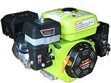 Motor 6.5hp, 4.8kW con embrague à baño de aceite 1/2y Dà  marreur à  lectrique, árbol à CLAVETTE de 19.96mm.