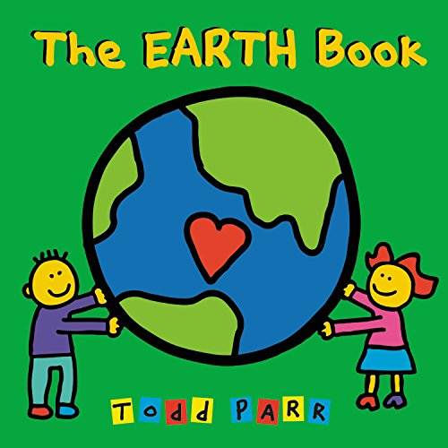The Earth Book por Todd Parr