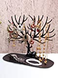 Best Tree Stands - Kurtzy Jewellery Display Hanging Organizer Holder Tree St Review