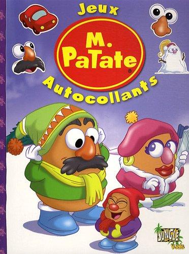 M. Patate : Tome 2, Jeux et autocollants