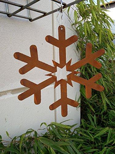Garteninspiration Weihnachtsdekoration Schnee