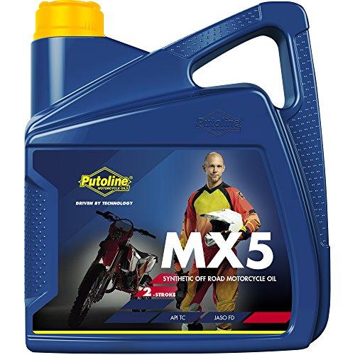 Putoline 70274 Motoröl MX 5 4L Kolben Kühlen