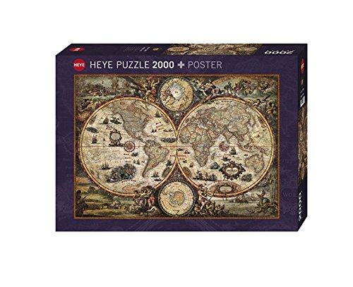 Heye 29666 - Rompecabezas, 2000 piezas