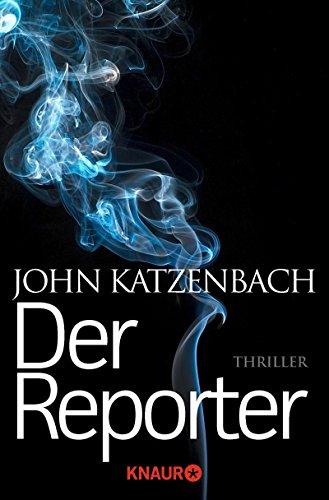 Buchcover Der Reporter: Thriller