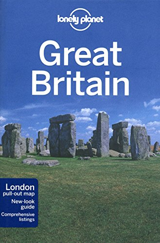 Great Britain: Country Guide (Country Regional Guides) (Manchester Lonely Planet)