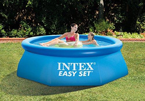 INTEX EASY SET POOL QUICK UP SWIMMING POOL 244x76cm - 2