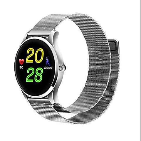 Herzfreuenz Schrittzähler uhr Running Fitness Tracker Smart-Activity-Band Sport-Fitness Armband Sleep Monitor Aktivität Kalorienzähler Technik Wissenschaft Sport uhr