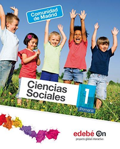 Ciencias Sociales 1 (Versión Madrid) - 9788468320083