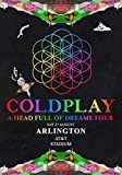 Generic Coldplay Arlington at&t Stadium - August 27 2016 Foto Poster Tour CD 042 (A5-A4-A3) - A3