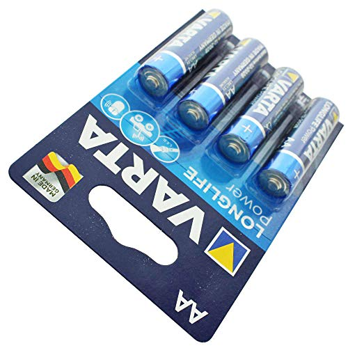 Varta High Energy 4906 Mignon AA LR6 20x 4er Blister (20er Set)