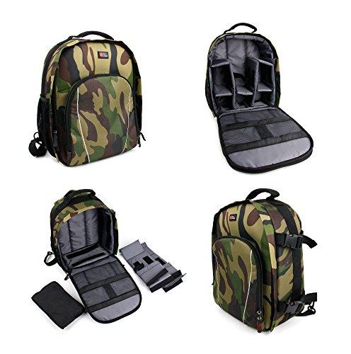duragadget-camouflage-rucksack-with-padded-interior-rain-cover-for-bresser-junior-childrens-binocula
