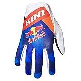 Kini Red Bull Handschuhe Vintage Blau Gr. XL