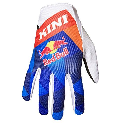 Kini Red Bull Handschuhe Vintage Blau Gr. L (Vintage Bull)