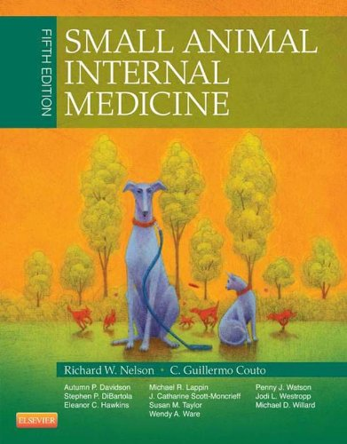 LIC - Small Animal Internal Medicine (Small Animal Medicine) (English Edition) (Medizin Lic)