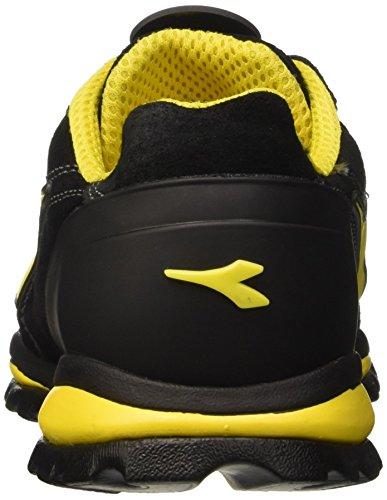 Diadora Glove Ii Low S1p Hro, Chaussures de Travail Mixte Adulte Noir (Nero)