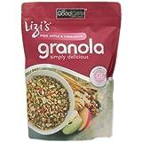 Lizi's - Granola de Manzana Rosa y Canela 400g (Paquete de 4)