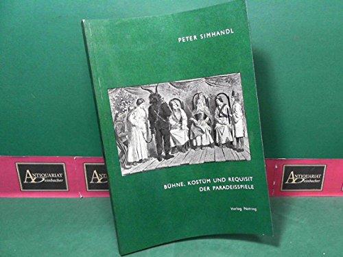 Kostüm Eva Und Adams - Bühne, Kostüm und Requisit der Paradeisspiele.