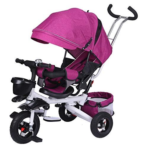 Carritos sillas Paseo El Triciclo Plegable niños