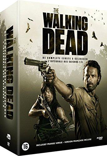 The Walking Dead - L'intégrale des Saisons 1 + 2 + 3 + 4 + 5