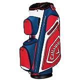 Callaway Golf Chev Org - Borsa da Golf da Uomo, Taglia Unica, Colore: Blu Navy/Bianco/Rosso