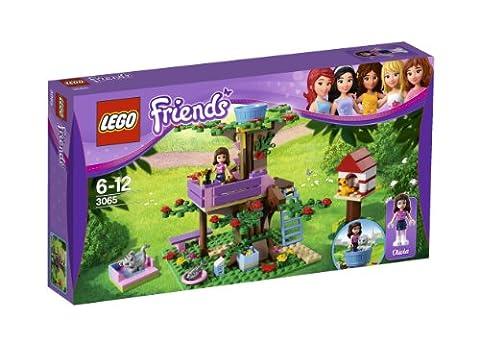 LEGO Friends - 3065 - Jeu de Construction - La Cabane dans l'Arbre - Gattino Albero