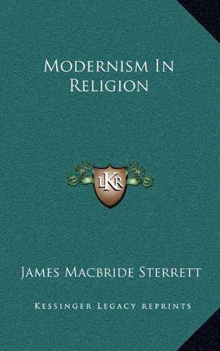 Modernism in Religion