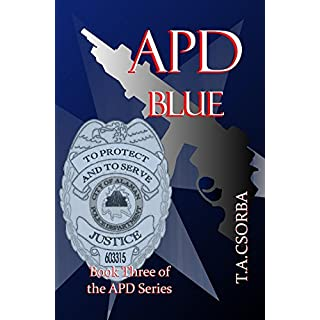 APD Blue (APD series Book 3) (English Edition)