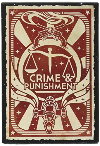 (Gale Force Nine GF9FIR21 Nein Firefly: Crime und Punishment Game Booster, Spiel)