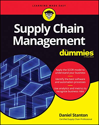 Supply Chain Management For Dummies (For Dummies (Business & Personal Finance)) por Daniel Stanton