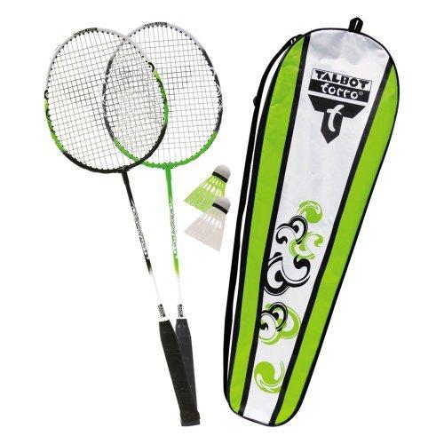 New Sports Talbot Torro Badminton-Schläger Outdoor Spiel-Attacker Komplett-Set