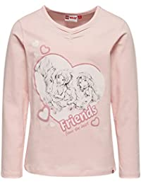 Lego Wear Lego Girl Friends Tallys 609-Langarmshirt, T-Shirt Manches Longues Fille