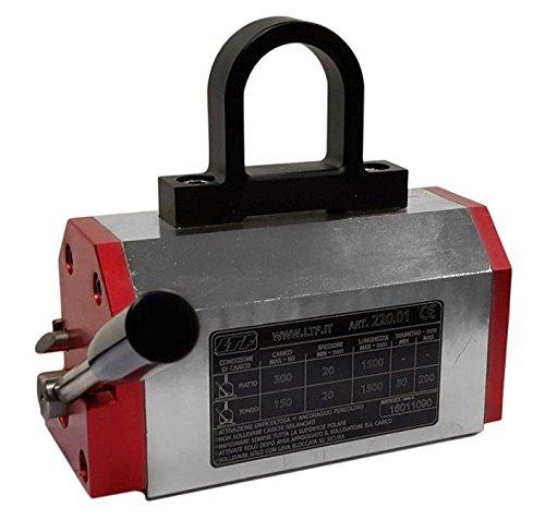 Preisvergleich Produktbild LTF 220.01OMCN Permanentmagnet, Forza 300kg, gelb