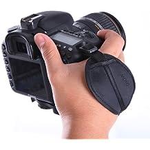 Movo Foto HSG4 SecureMe Correa de agarre acolchada para cámaras DSLR Previene las caídas y estabiliza el vídeo