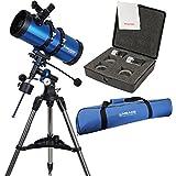Meade Polaris 127mm f/7.9 Reflector Telescope w/Travel Bag & Accessory Kit
