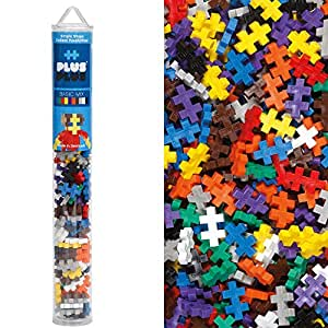 Plus-Plus Mini Basic Mix Stones Building Set