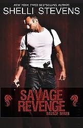 Savage Revenge by Shelli Stevens (2014-10-07)