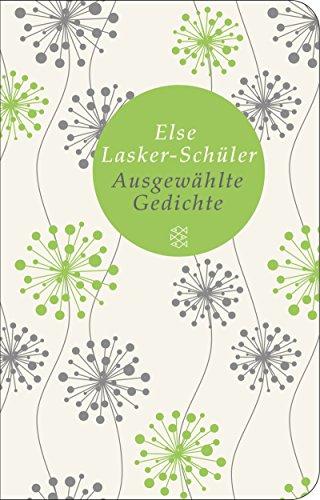 Buchseite und Rezensionen zu 'Ausgewählte Gedichte' von Else Lasker-Schüler