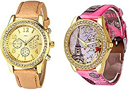 Womens Watches (Kitcone Analog Multi-colour Dial Womens Watches )-nw 4781408