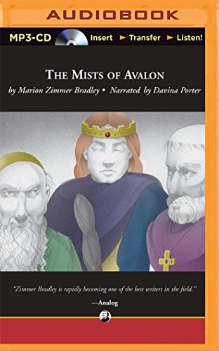 The Mists of Avalon (Mist-audio)