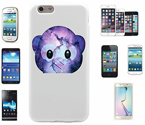 """Preisvergleich Produktbild Smartphone Case Huawei P9/ P9 Lite """"Retro Nichts Böses Sagen Affe im Coolen Design """", der wohl schönste Smartphone Schutz aller Zeiten."""