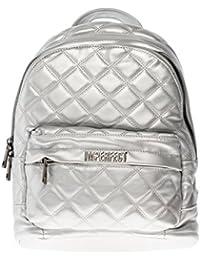 IMPERFECT Bolsa de mochila de Piel Sintética Mujer Plata iw17s53ue