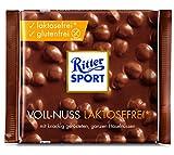 Ritter Sport Voll-Nuss laktosefrei, 100 g
