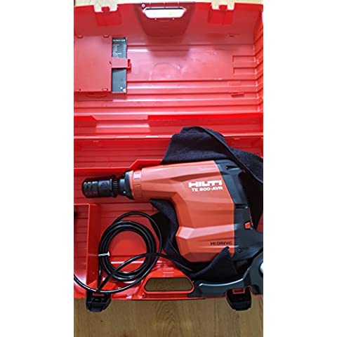Hilti TE 800de AVR nuevo (con 2años de garantía Hilti)