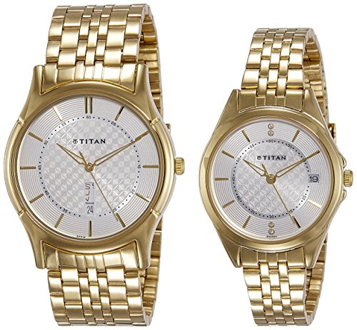 Titan 16362565YM01  Analog Watch For Unisex